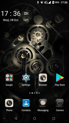 doogee s30 os ui and software 13 image