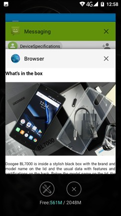 doogee s30 os ui and software 14 image