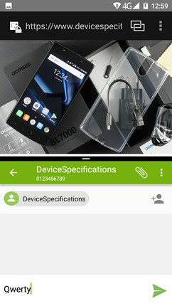 doogee s30 os ui and software 15 image