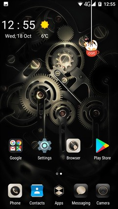 doogee s30 os ui and software 3 image