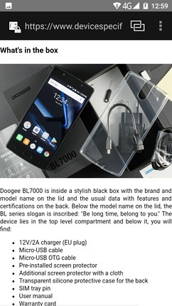 doogee s30 os ui and software 32 image