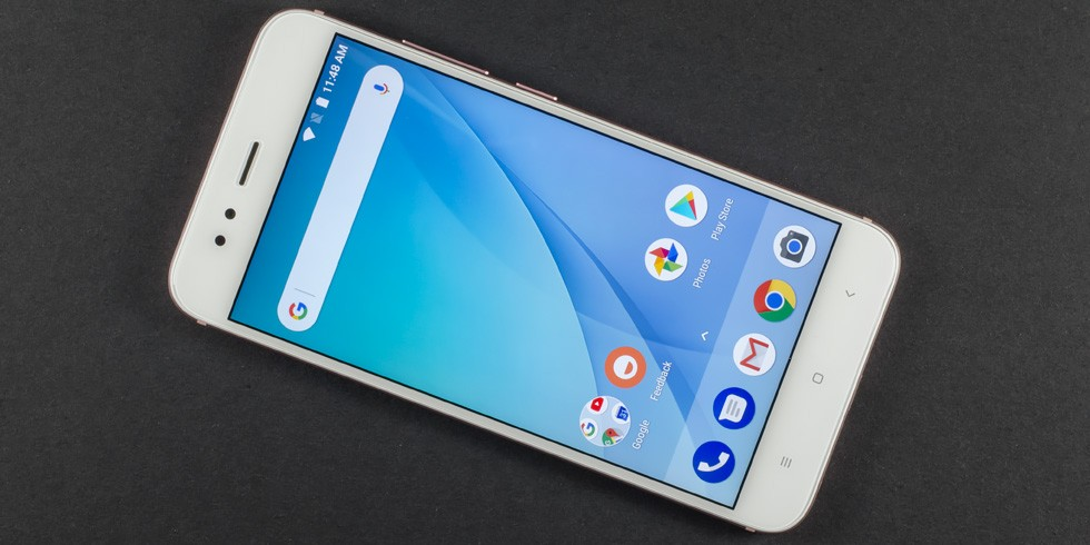 xiaomi mi a1 design build and controls 1 image