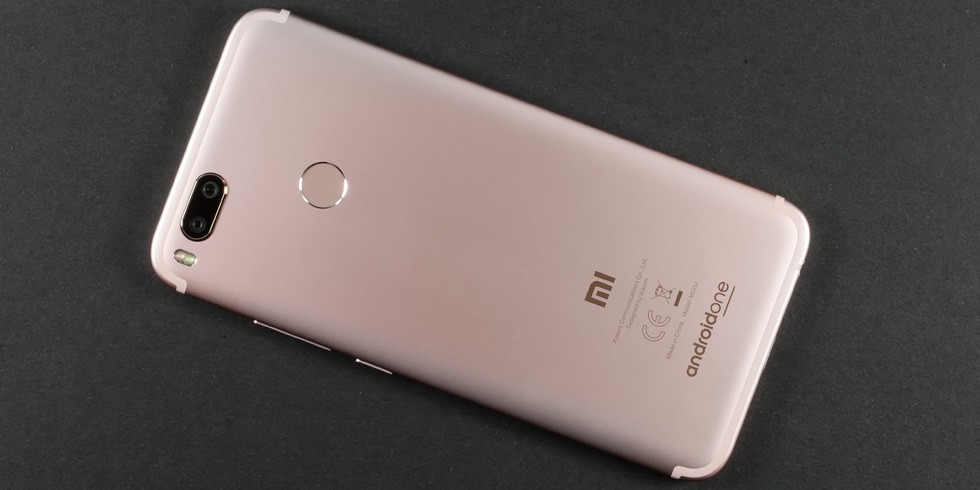xiaomi mi a1 design build and controls 2 image