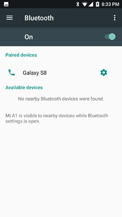 xiaomi mi a1 networks calls and connectivity 5 image