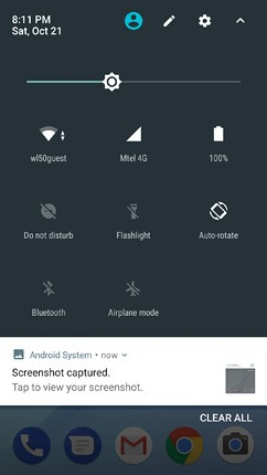 xiaomi mi a1 os ui and software 10 image
