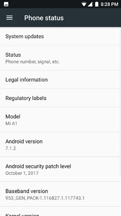 xiaomi mi a1 os ui and software 47 image