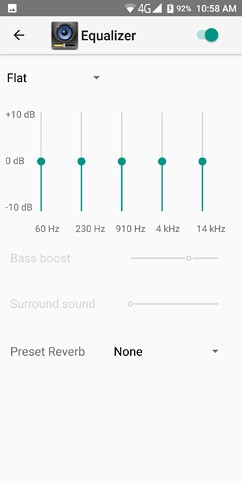doogee mix 2 audio 6 image