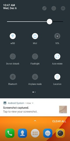 doogee mix 2 os ui and software 10 image