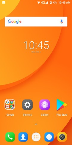 doogee mix 2 os ui and software 2 image