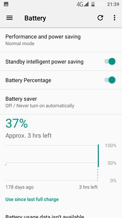 doogee mix battery 5 image