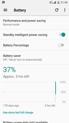 doogee mix battery 6 image