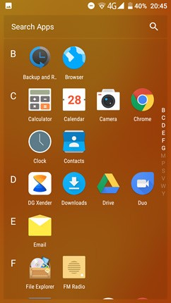 doogee mix os ui and software 15 image