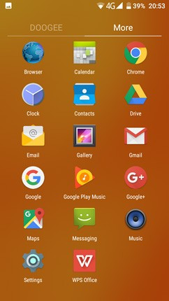 doogee mix os ui and software 26 image