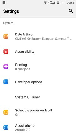 doogee mix os ui and software 38 image