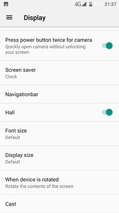 doogee mix os ui and software 40 image
