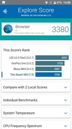 doogee mix performance 22 image