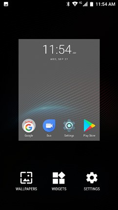 oukitel k3 os ui and software 9 image