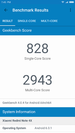 performance geekbench 1 image