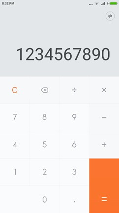 software calculator image