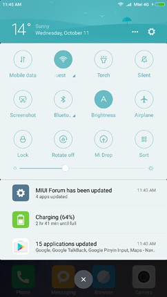 xiaomi mi max 2 os ui and software 10 image