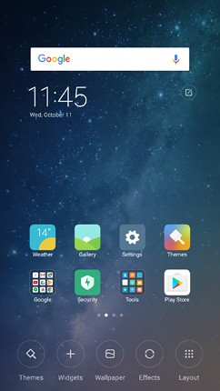xiaomi mi max 2 os ui and software 13 image