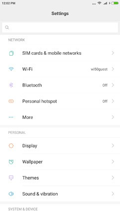 xiaomi mi max 2 os ui and software 61 image