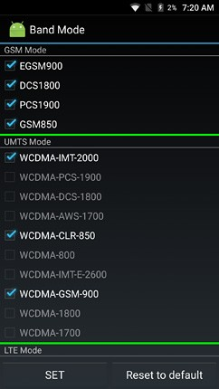 doogee bl7000 networks calls and connectivity 1 image