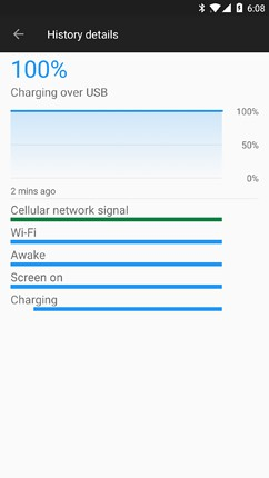 oneplus 5 battery 5 image
