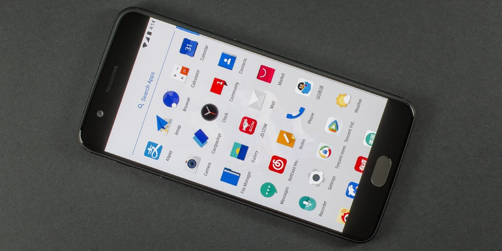 oneplus 5 design build and controls 1 image