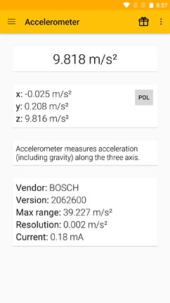 oneplus 5 networks calls connectivity sensors 14 image