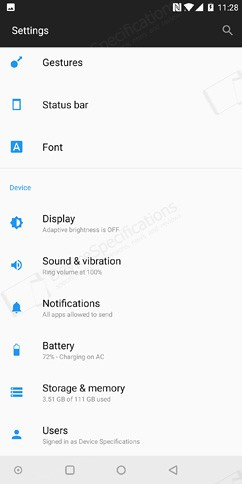 oneplus 5t os ui and software 34 image