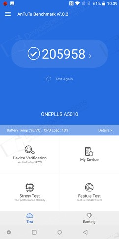 oneplus 5t performance 1 image