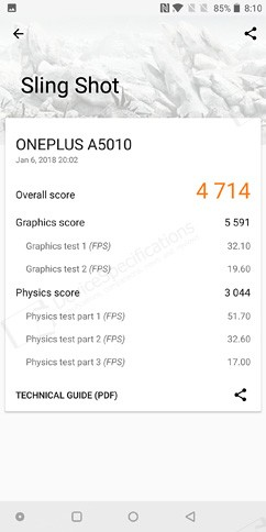 oneplus 5t performance 13 image