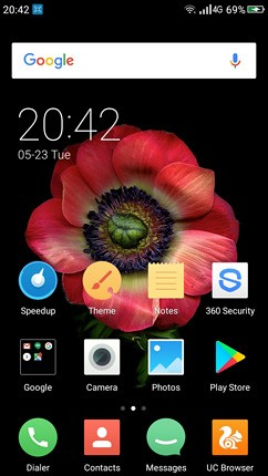 oukitel k4000 plus os ui and software 6 image