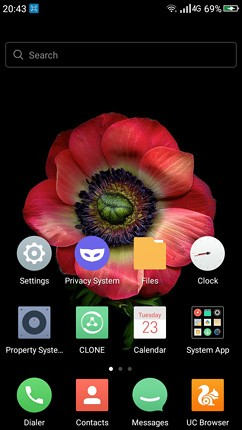 oukitel k4000 plus os ui and software 8 image