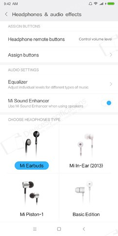 xiaomi redmi 5 plus audio 9 image