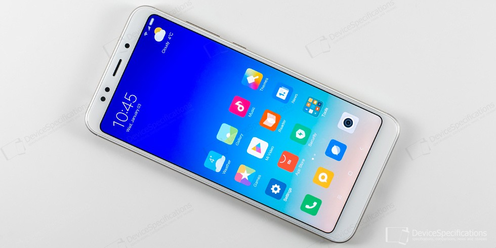 xiaomi redmi 5 plus design build and controls 1 image