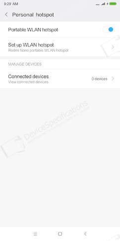 xiaomi redmi 5 plus networks calls and connectivity 3 image