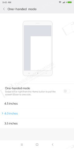 xiaomi redmi 5 plus os ui and software 106 image