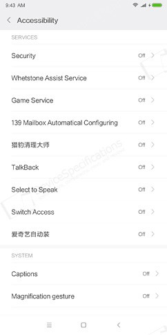 xiaomi redmi 5 plus os ui and software 107 image