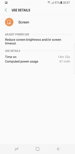 samsung galaxy s8 and s8 duos battery 11 image