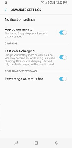 samsung galaxy s8 and s8 duos battery 12 image