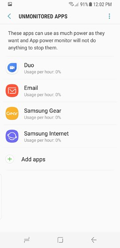 samsung galaxy s8 and s8 duos battery 3 image