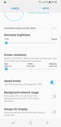samsung galaxy s8 and s8 duos battery 8 image