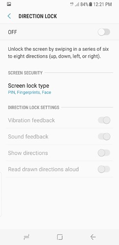samsung galaxy s8 and s8 duos cloud and accounts accessibility general management software update about phone 13 image