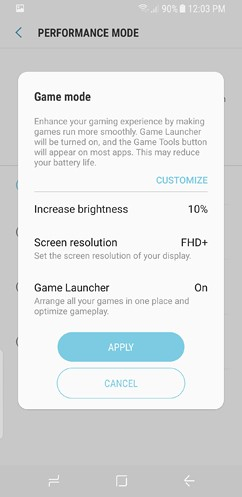 samsung galaxy s8 and s8 duos device maintenance apps lock screen and security fingerprint 5 image