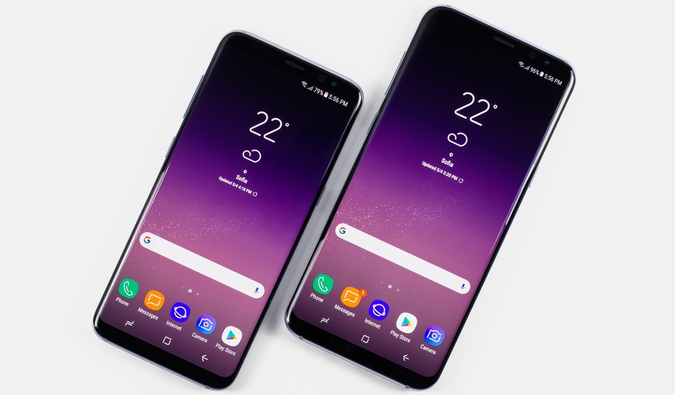 samsung galaxy s8 and s8 duos display specifications 1 image