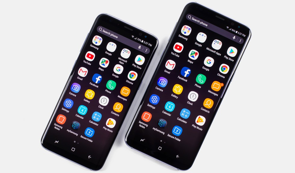 samsung galaxy s8 and s8 duos display specifications 2 image